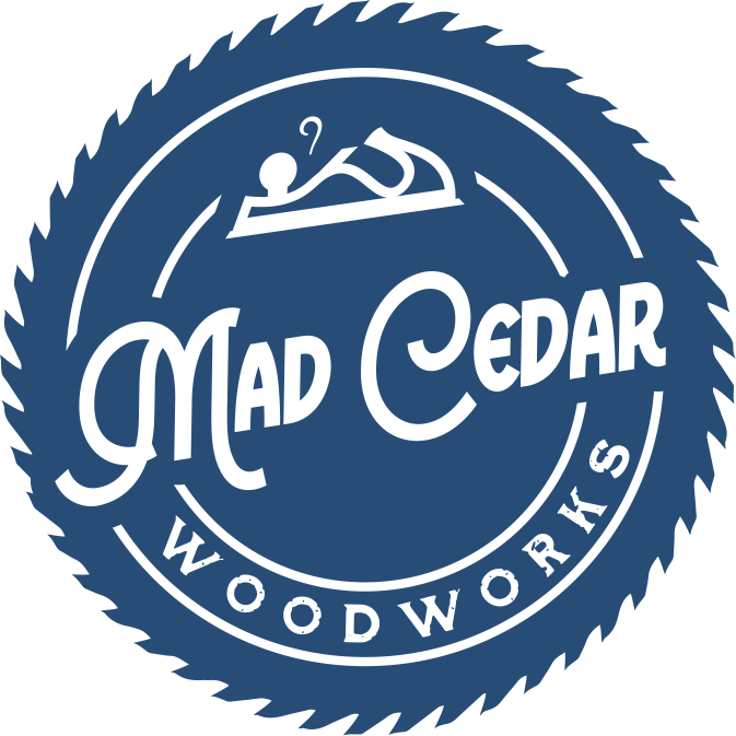 Mad Cedar Woodworks Logo