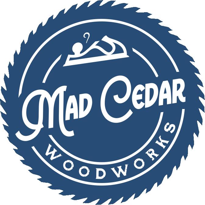 Mad Cedar Woodworks Logo